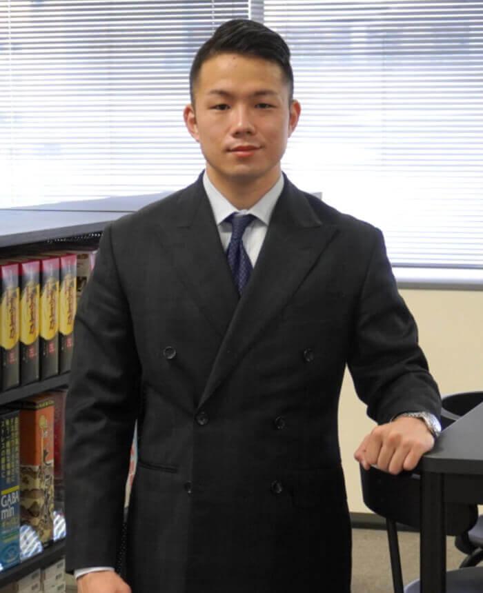 代表取締役社長 清田 光太郎