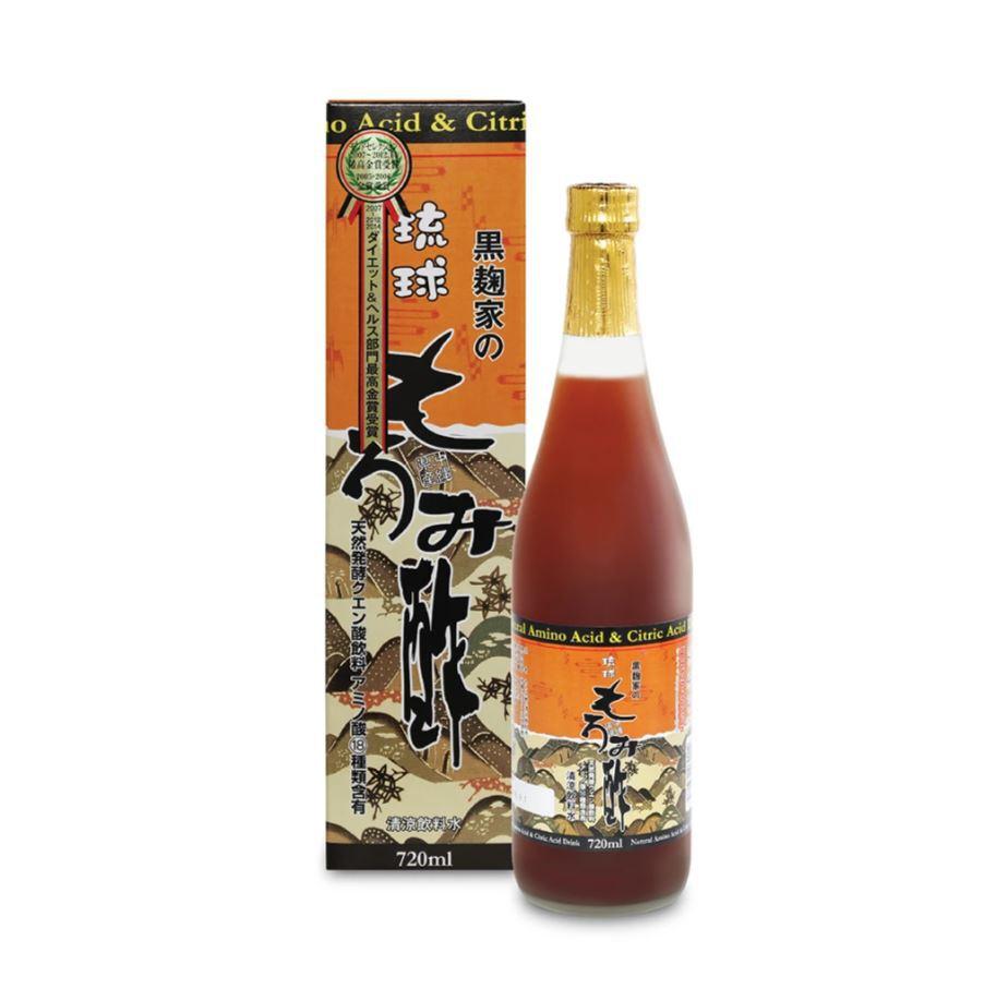 琉球もろみ酢のイメージ
